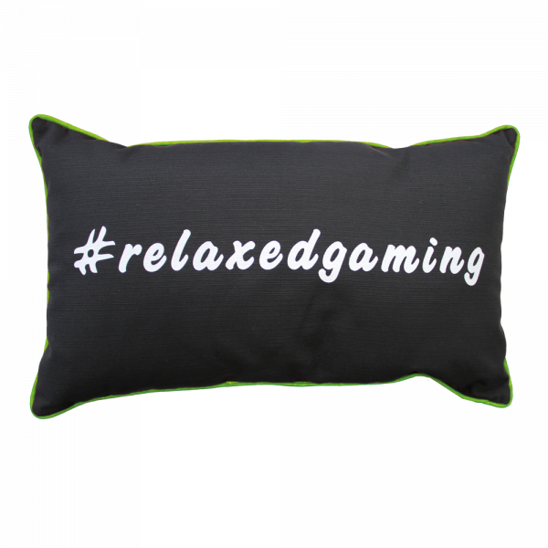 "Gaming Kissen ""RELAX TOXIC"""