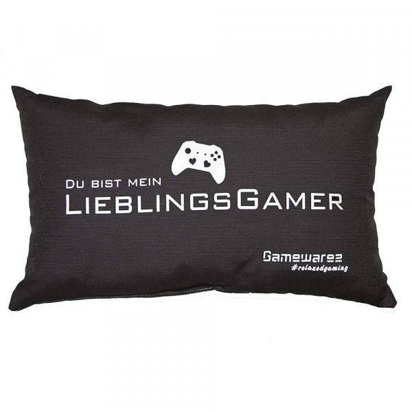 """Gaming Pillow """"Mein Lieblingsgamer"""""""